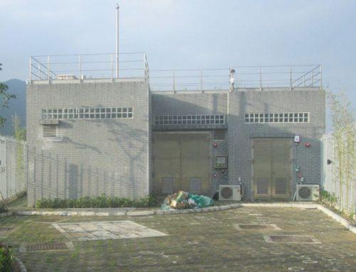 She Shan Tsuen Sewage Pumping Station